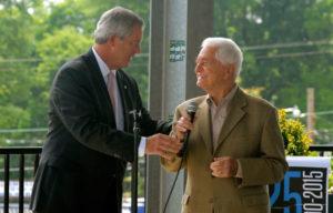 Alex McNair, Chairman & Nick Theodore, Former Chairman