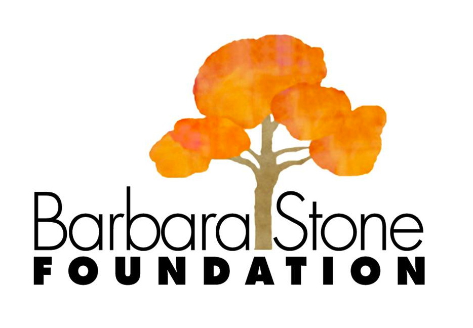 Logo for Barbara Stone Foundation