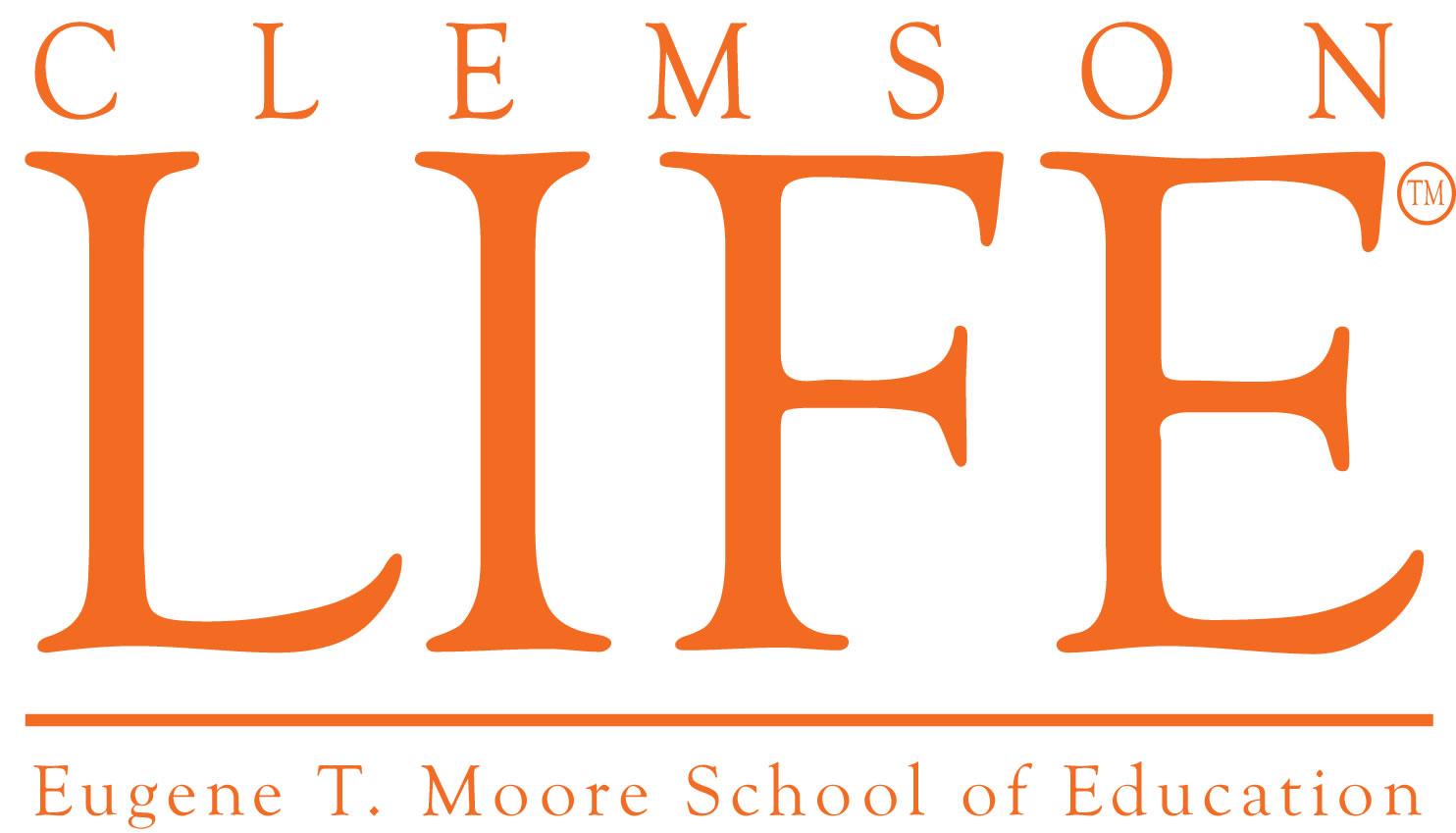 Logo for Clemson Life